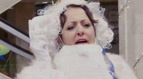 """Yolanda Ramos es Melchor en este spot de 'Paquita Salas': """"Te digo quiénes son los Reyes y te jodo la vida"""""""