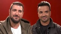 """Antonio Orozco y Luis Fonsi: """"No hubiese pasado ni el primer casting de 'La Voz', no es sitio para mí"""""""