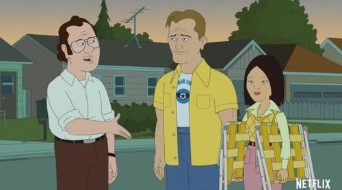 Tráiler de la tercera temporada de 'F Is for Family', con los Murphy recibiendo nuevos vecinos