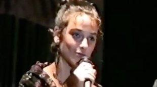 Una jovencísima Toñi Moreno presenta a Los Morancos en el carnaval de 1988 en un vídeo rescatado en redes