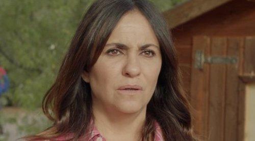"""Melani Olivares (""""Benvinguts a la família): """"Para mí, cuanto más loca se vuelva Àngela, mejor"""""""