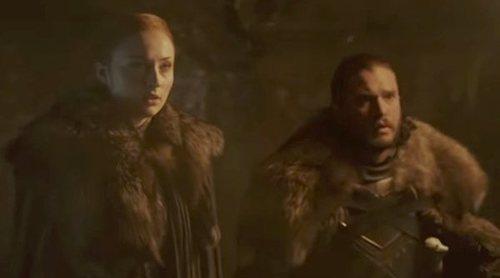 'Juego de Tronos': Espectacular teaser de la temporada 8 con Jon Snow, Sansa y Arya Stark