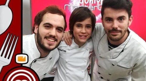 """Josetxo, ganador de 'MasterChef Junior 6': """"En los viajes hacíamos locuras que no te puedes imaginar"""""""