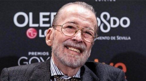 """Chicho Ibáñez Serrador recibe el Goya de Honor 2019: """"Sin duda alguna, este es el Goya mejor dado"""""""