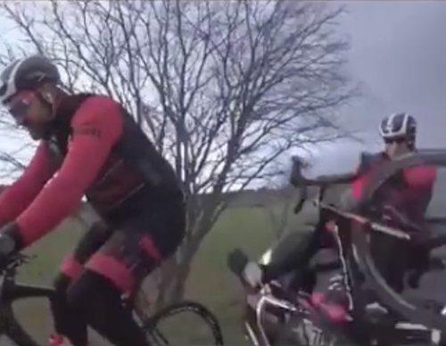 El brutal atropello a Dani Rovira y sus compañeros en el rodaje de 'Todos los caminos'