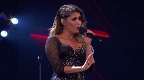 Cristina Ramos, ganadora de 'Got Talent España', pasa a la final de 'America's Got Talent: The Champions'