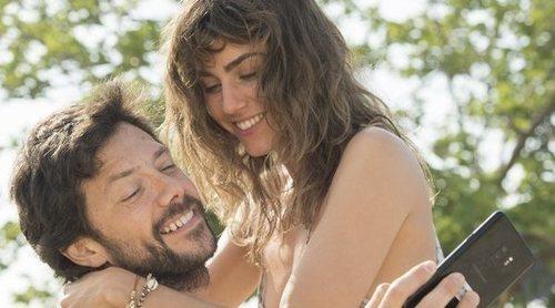 'El embarcadero': ¿Serían capaces Álvaro Morte, Verónica Sánchez e Irene Arcos de llevar una doble vida?