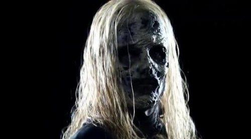 'The Walking Dead' revela la apariencia completa de Alpha, líder de Los Susurradores