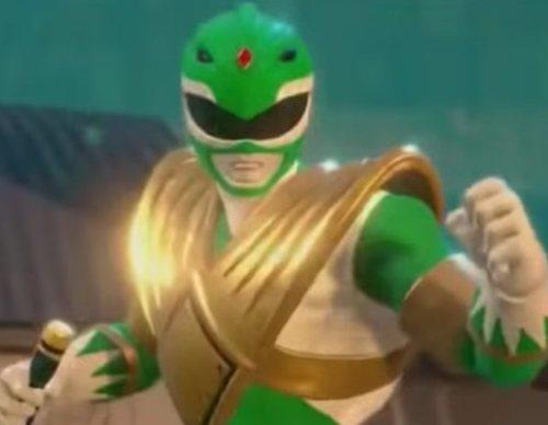 Tráiler del último videojuego de 'Power Rangers' con cameo de un icónico ranger