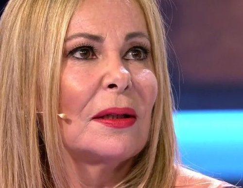 Ana Obregón visita 'Volverte a ver' para hablar de la enfermedad de su hijo Aless