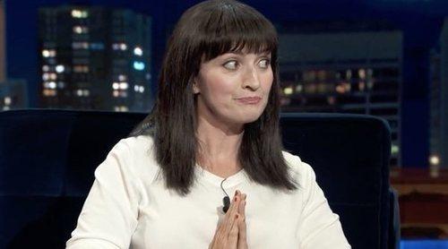Silvia Abril parodia en 'Late Motiv' a Marie Kondo, la consultora de organización que arrasa en Netflix