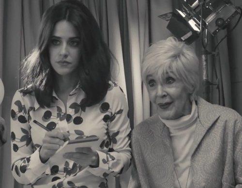 Macarena García y Concha Velasco piden más papeles para las mujeres en la promo de los Goy