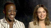 """Emma Mackey y Ncuti Gatwa ('Sex Education'): """"Nunca ha habido un gay africano adolescente así en TV"""""""