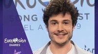 """Miki: """"Estoy muy orgulloso de ser el representante en Eurovisión"""""""