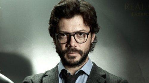 """Álvaro Morte ('La Casa de Papel 3'): """"Si me dices de hacer de El Profesor toda la vida, lo firmo"""""""