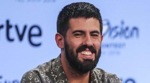 """Adrià Salas (Eurovisión 2019): """"Hemos tocado por todo el mundo y sabemos que la música de 'La venda' funciona"""""""