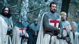 'Knightfall': Intenso adelanto de la segunda temporada con Mark Hamill como caballero templario
