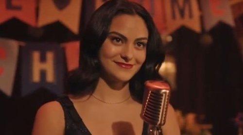 """'Riverdale': Camila Mendes sorprende cantando """"Eres tú"""", la canción de Mocedades en Eurovisión 1973"""