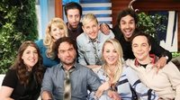 Ellen reune al elenco completo de 'The Big Bang Theory' antes del final de la serie
