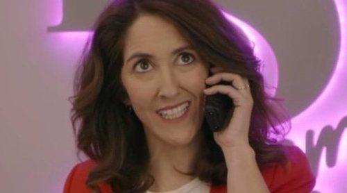 """Betsy Túrnez: """"Recuerdo con mucho cariño trabajar en 'Paquita Salas' porque yo ya era muy fan de la serie"""""""