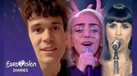 'Eurovisión Diaries': Analizamos Albania, Francia y República Checa, los primeros competidores de Miki