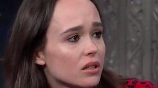 """Ellen Page, muy afectada con el discurso anti LGTBI de Trump: """"Van a terminar por ser apaleados en la calle"""""""