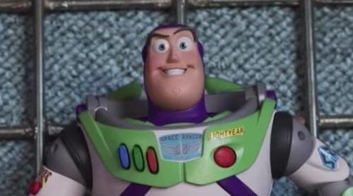 """TV Spot de """"Toy Story 4"""", con Buzz Lightyear en apuros, para la Super Bowl 2019"""
