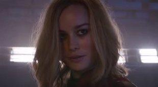 """TV Spot de """"Capitana Marvel"""", protagonizado por Brie Larson, para la Super Bowl 2019"""