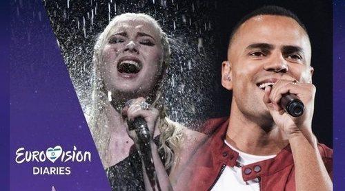 'Eurovisión Diaries': ¿Merecían Wiktoria y Mohombi ganar la Semifinal 1 del Melodifestivalen 2019?
