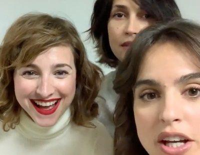 Anuncio de cinco nuevas series españolas de Netflix para 2020 junto a sus actores y creadores