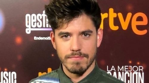 """Roi Méndez ('OT 2017'): """"Estoy eufórico con el disco, ya está muy cerca"""""""