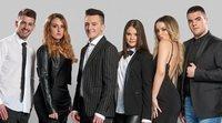 """El sexteto D-Moll canta """"Heaven"""", la canción de Montenegro para Eurovisión 2019"""