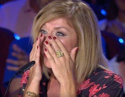 """Eva Isanta, muy emocionada en 'Got Talent España': """"Me han entrado muchas ganas de llorar"""""""