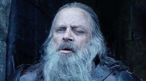 Tráiler de la segunda temporada de 'Knightfall', con Mark Hamill como caballero templario