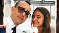 'La resistencia' publica una foto de Risto Mejide y Laura Escanes para adivinar si son familiares o pareja