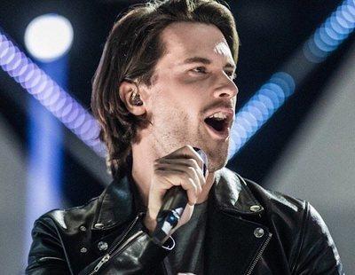"""Eurovisión 2019: Victor Crone canta """"Storm"""", la canción con la que representará a Estonia"""