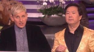 "Así es ""The Masked Dancer"", la parodia de 'The Masked Singer' con Ellen DeGeneres y Ken Jeong"