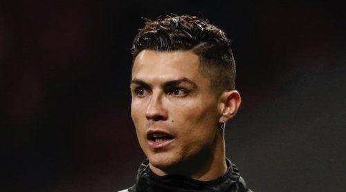 """El feo gesto de Cristiano Ronaldo a las televisiones españolas: """"Yo tengo cinco champions y el Atleti cero"""""""