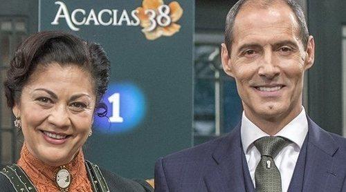 Así son los nuevos personajes de 'Acacias 38' que llegan tras el salto temporal de 10 años