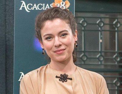 """Clara Garrido ('Acacias 38'): """"Genoveva es una chica muy moderna para su época que chocará con el barrio"""""""