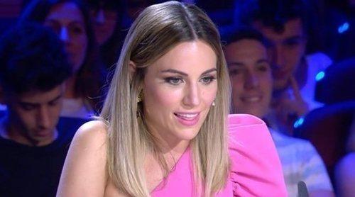 "Edurne no da crédito a una actuación de 'Got Talent España': ""No me siento capacitada para valorar algo así"""