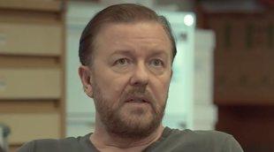 Tráiler de 'After Life', la nueva serie de Ricky Gervais para Netflix