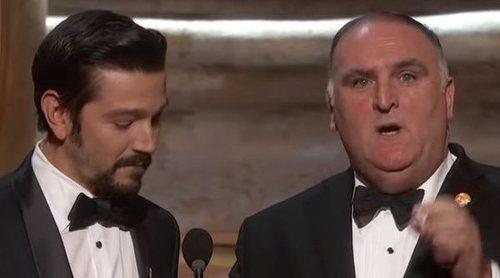 """El discurso del chef José Andrés en los Oscar 2019: """"Los inmigrantes y mujeres hacen que la humanidad avance"""""""