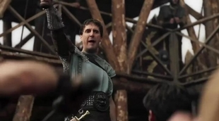 """'Justo antes de Cristo' revela su primer teaser con inesperado apoyo a """"Roma"""" de Netflix"""