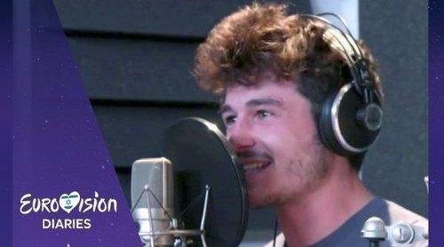 """Eurovisión 2019: Así suena el adelanto de la versión final de """"La venda"""" de Miki Núñez"""