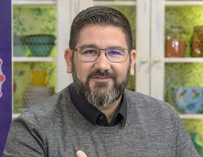 """Dani García ('Hacer de comer'): """"No quiero ponerme a mirar la audiencia día a día"""""""