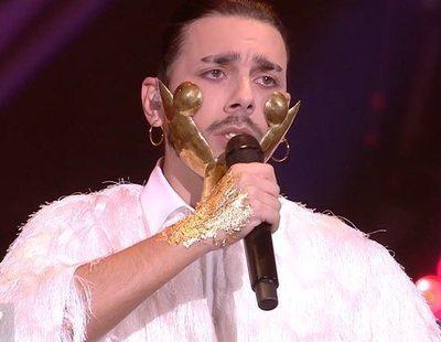 """Eurovisión 2019: Conan Osíris canta """"Telemóveis"""", tema con el que representará a Portugal"""