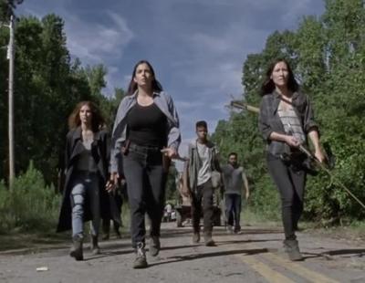 """Promo del 9x13 de 'The Walking Dead': """"Chokepoint"""""""