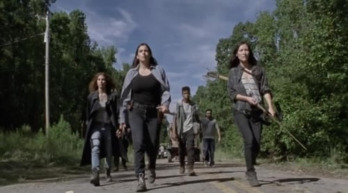 "Promo del 9x13 de 'The Walking Dead': ""Chokepoint"""