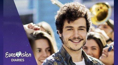 'Eurovisión Diaries': Analizamos el videoclip de